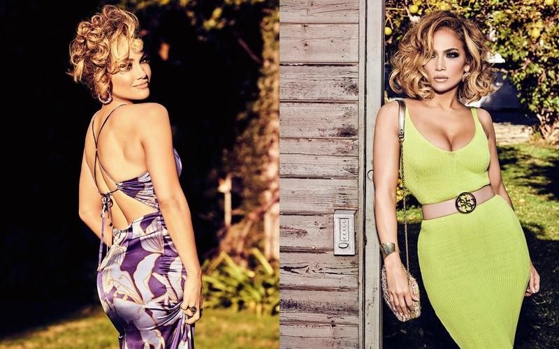 Дженнифер Лопес снова стала лицом рекламной кампании Guess Jeans и Marciano Guess весна-лето 2020