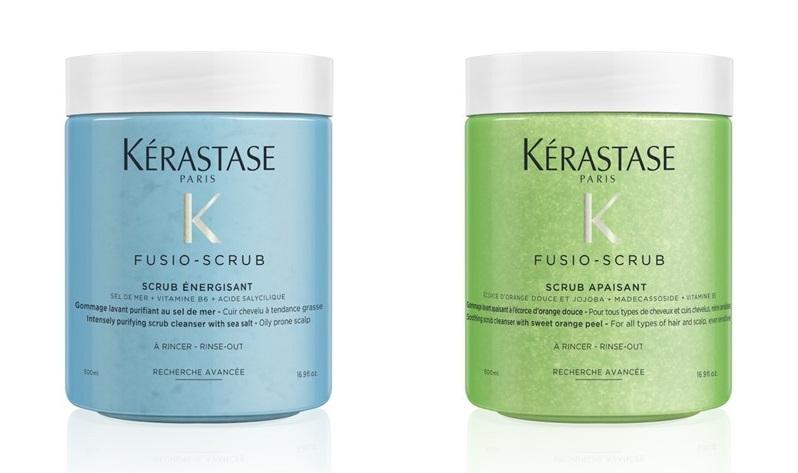 Fusio-Scrub от Kérastase – новый скраб-уход для волос и кожи головы - салонные