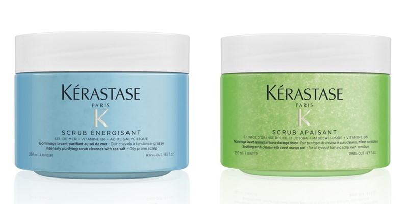 Fusio-Scrub от Kérastase – новый скраб-уход для волос и кожи головы - домашние