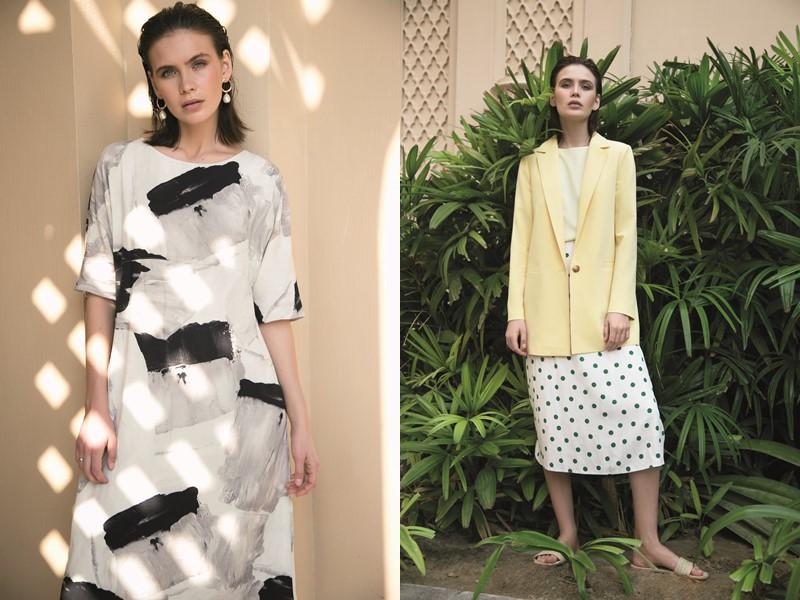 Лукбук коллекции российского бренда EMKA весна-лето 2020 - фото 6