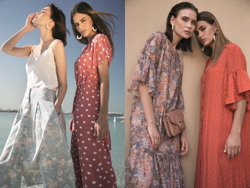 Лукбук коллекции российского бренда EMKA весна-лето 2020 - фото 7