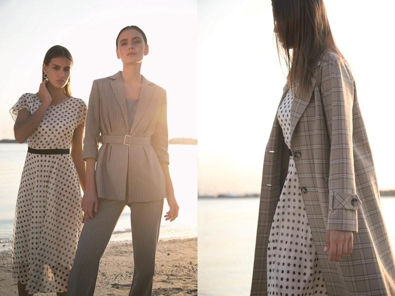 Лукбук коллекции российского бренда EMKA весна-лето 2020 - фото 10
