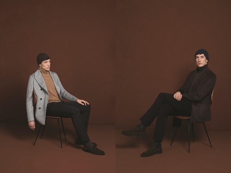 Лукбук мужской коллекции Corneliani осень-зима 2020-2021 - фото 2
