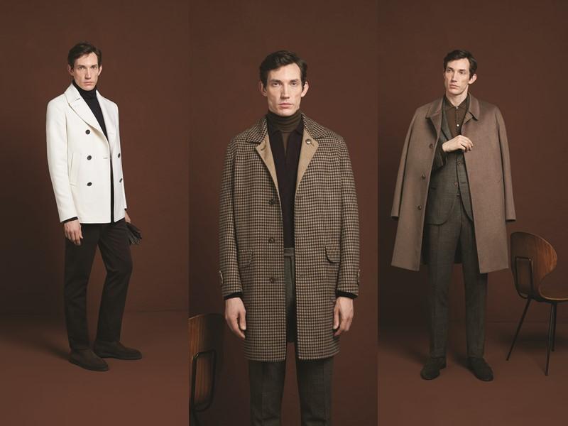 Лукбук мужской коллекции Corneliani осень-зима 2020-2021 - фото 4
