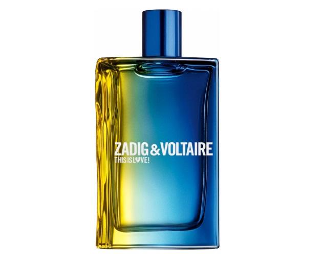 Новинки мужской парфюмерии 2020: новые ароматы - This Is Love! (Zadig & Voltaire)