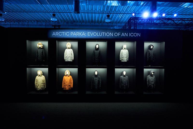 Иммерсивная инсталляция The Ultimate Woolrich Experience во Флоренции - фото 2
