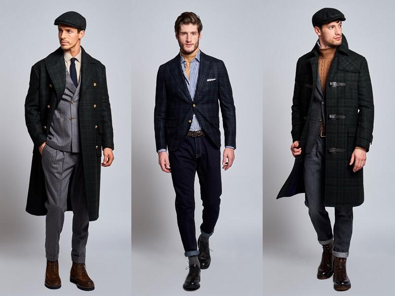 Мужская коллекция Eleventy осень-зима 2020-2021 - фото 6