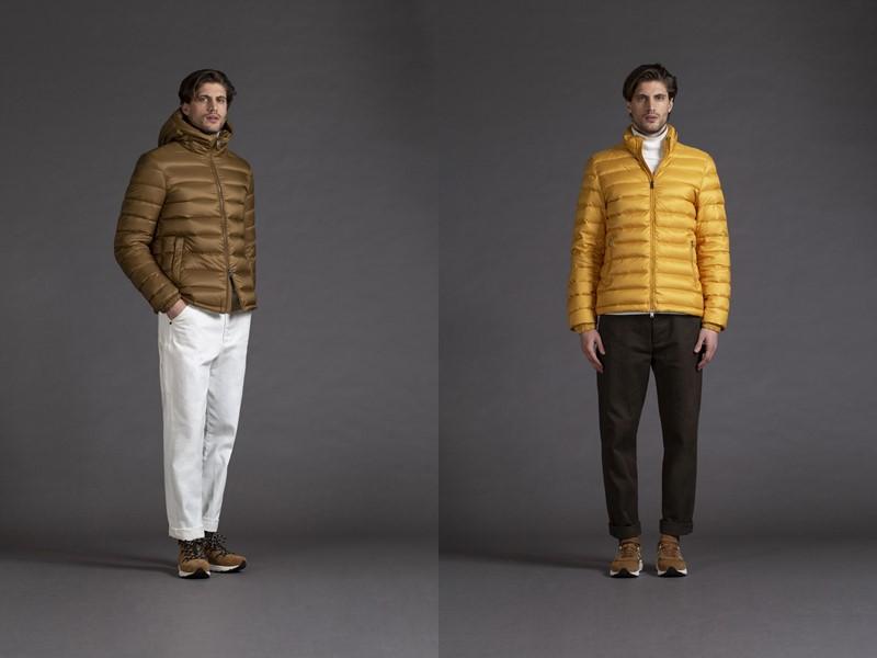 Мужская коллекция верхней одежды Woolrich осень-зима 2020-2021 - фото 1