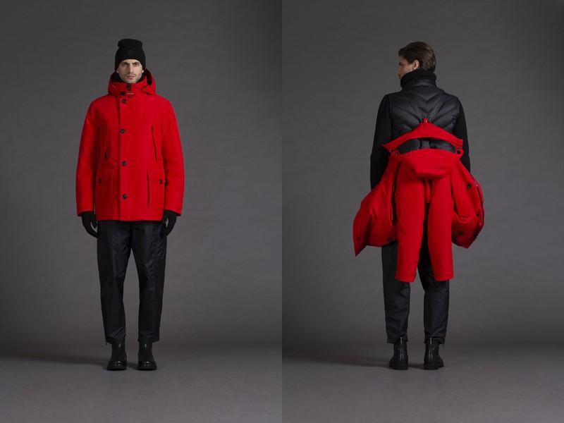 Мужская коллекция верхней одежды Woolrich осень-зима 2020-2021 - фото 2