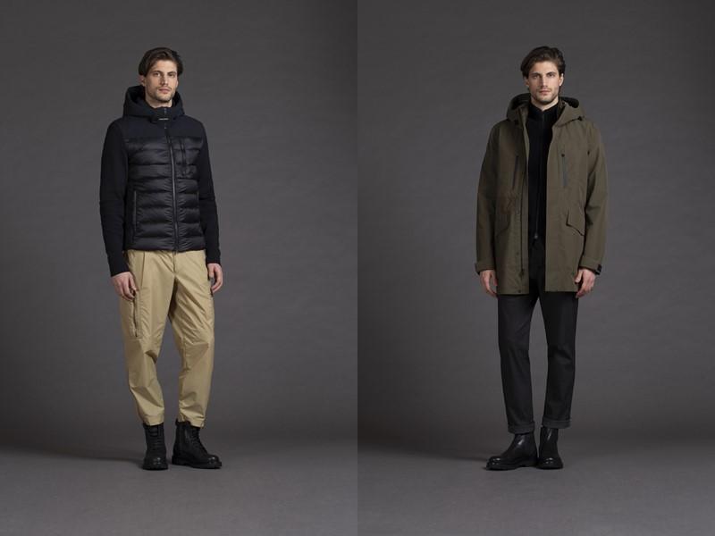 Мужская коллекция верхней одежды Woolrich осень-зима 2020-2021 - фото 3