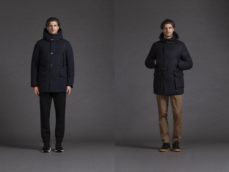 Мужская коллекция верхней одежды Woolrich осень-зима 2020-2021 - фото 5