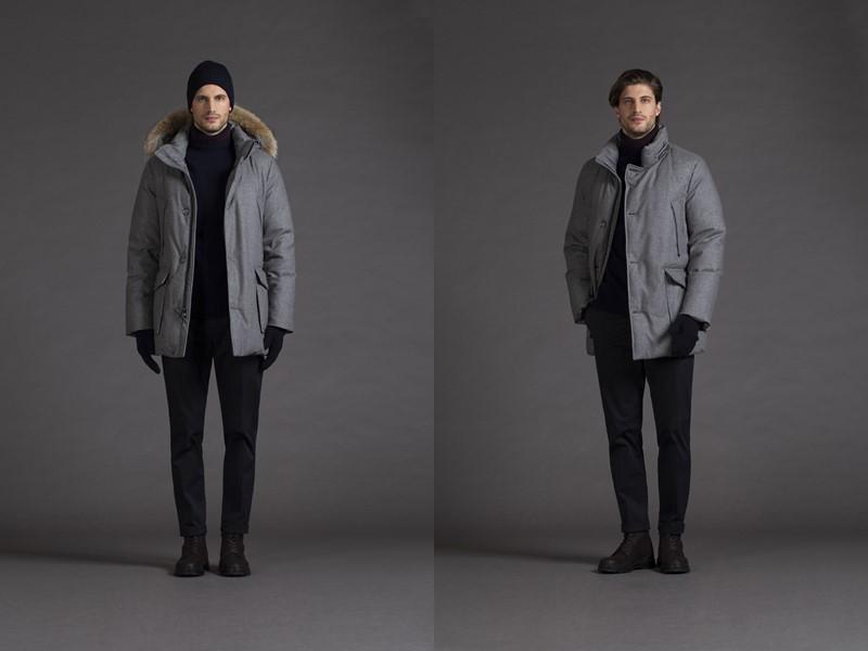 Мужская коллекция верхней одежды Woolrich осень-зима 2020-2021 - фото 6