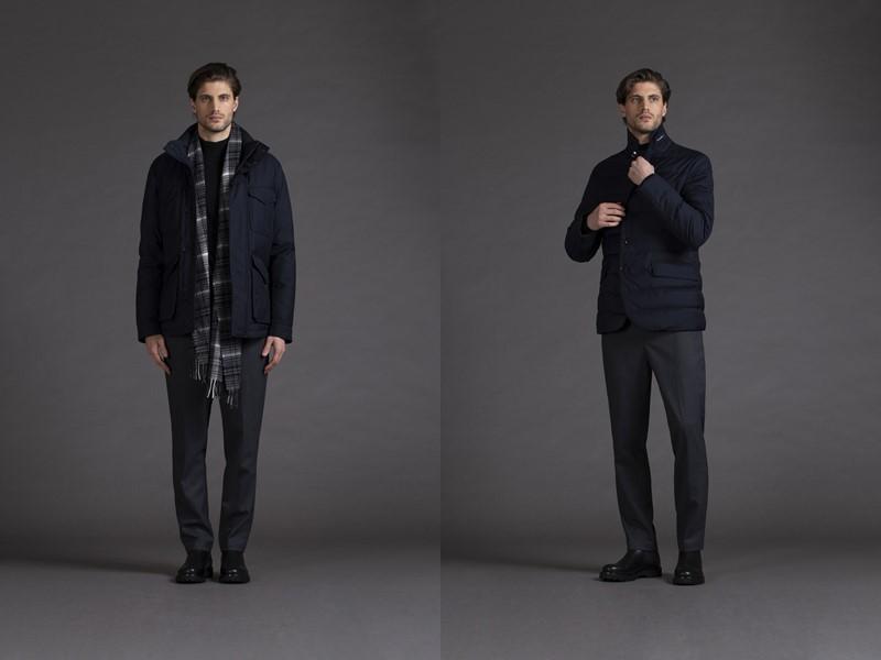 Мужская коллекция верхней одежды Woolrich осень-зима 2020-2021 - фото 7