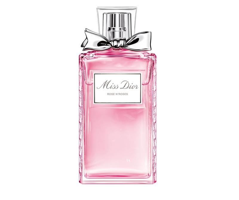 Новинки женской парфюмерии 2020: новые ароматы - Miss Dior Rose N'Roses (Christian Dior)