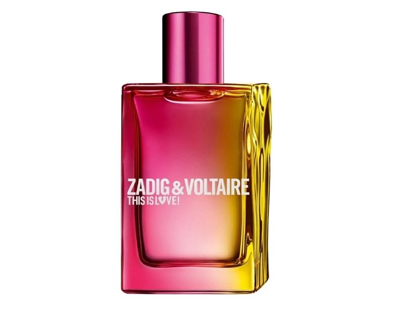 Новинки женской парфюмерии 2020: новые ароматы - This Is Love! (Zadig&Voltaire)