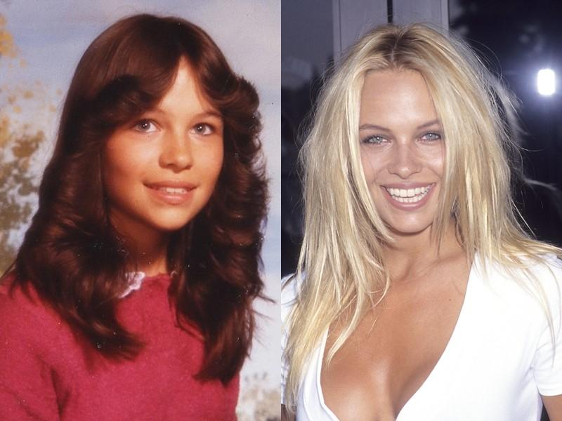 10 звёзд брюнеток и шатенок, которые прославились, став блондинками - Памела Андерсон