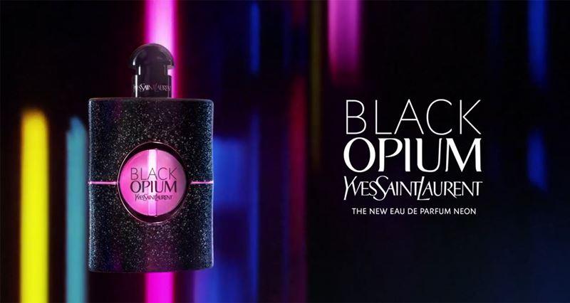 Black Opium Eau de Parfum Neon – новый женский аромат Yves Saint Laurent 2020