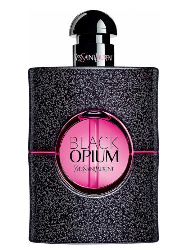 Black Opium Eau de Parfum Neon – новый женский аромат Yves Saint Laurent