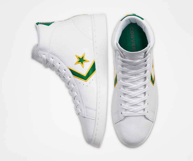 Коллекция Converse x Hardwood Classics Breaking Down Barriers - Boston Celtics_Pro Leather_5
