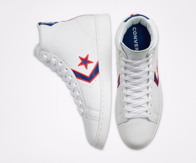 Коллекция Converse x Hardwood Classics Breaking Down Barriers - Washington Capitols_Pro Leather_5