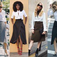 С чем носить белую рубашку: 10 вариантов для стильного образа
