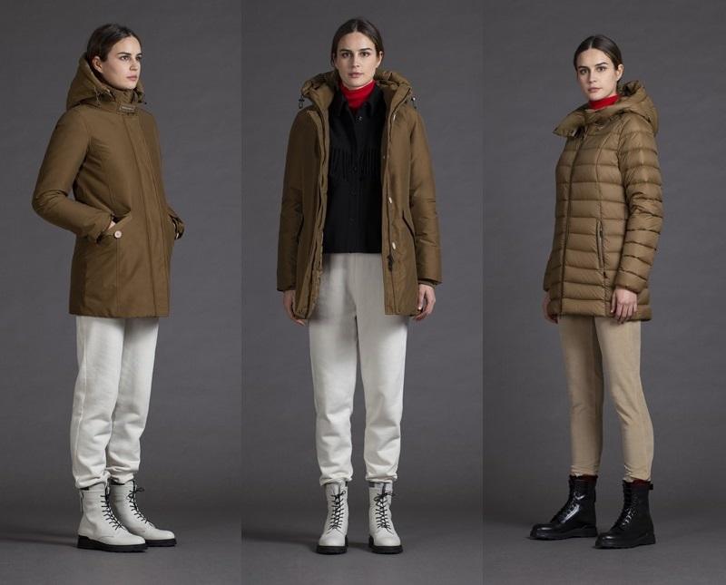 Капсульная коллекция Woolrich Arctic Parka осень-зима 2020-2021 - Eco 1
