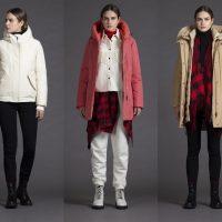 Женская коллекция Woolrich осень-зима 2020-2021