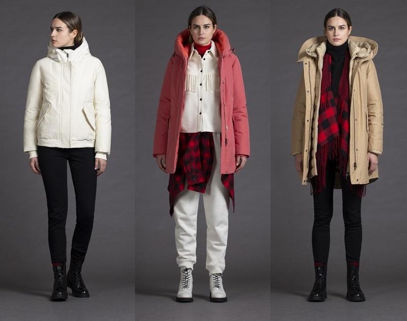 Капсульная коллекция Woolrich Arctic Parka осень-зима 2020-2021 - Eco 2