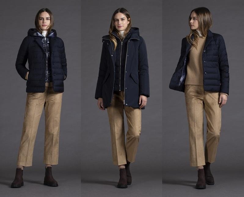 Капсульная коллекция Woolrich Arctic Parka осень-зима 2020-2021 - Luxe 2