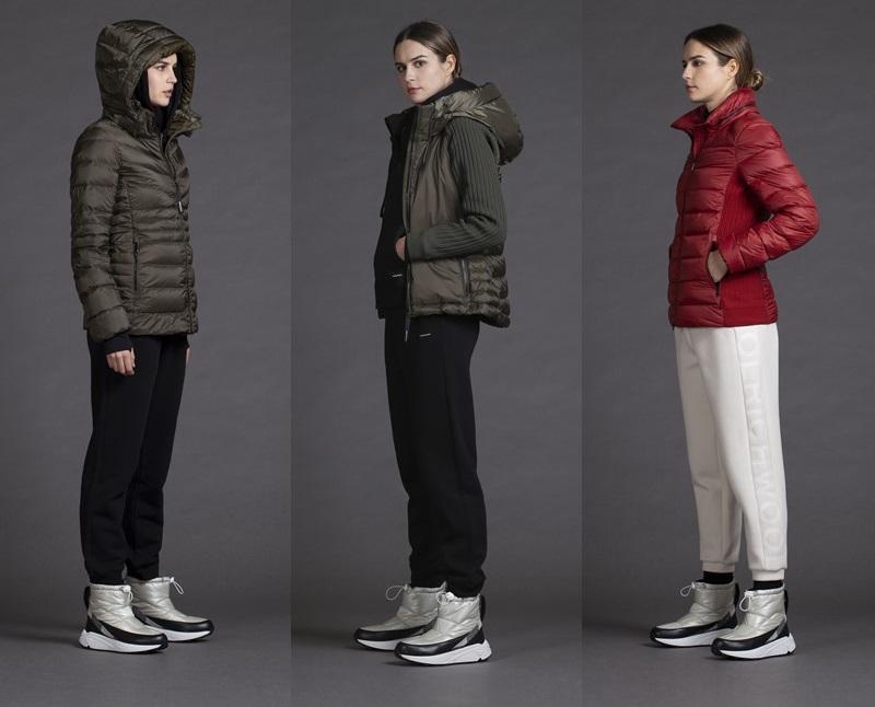 Капсульная коллекция Woolrich Arctic Parka осень-зима 2020-2021 - tech 2