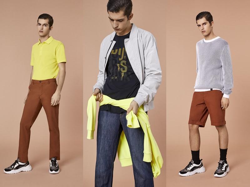 Лукбук мужской коллекции Trussardi Jeans весна-лето 2020 - 4
