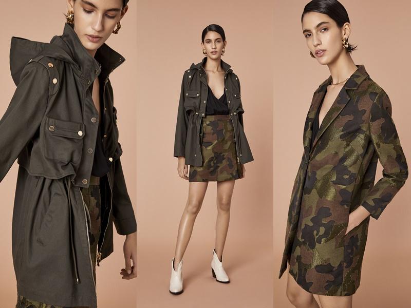 Лукбук женской коллекции Trussardi Jeans весна-лето 2020 - 1