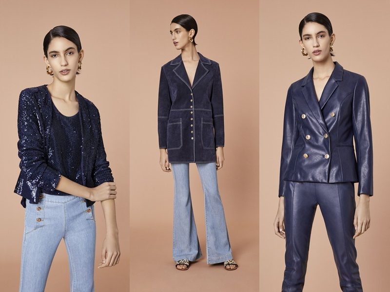Лукбук женской коллекции Trussardi Jeans весна-лето 2020 - 3
