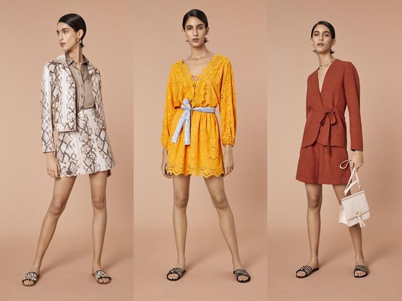 Лукбук женской коллекции Trussardi Jeans весна-лето 2020 - 4