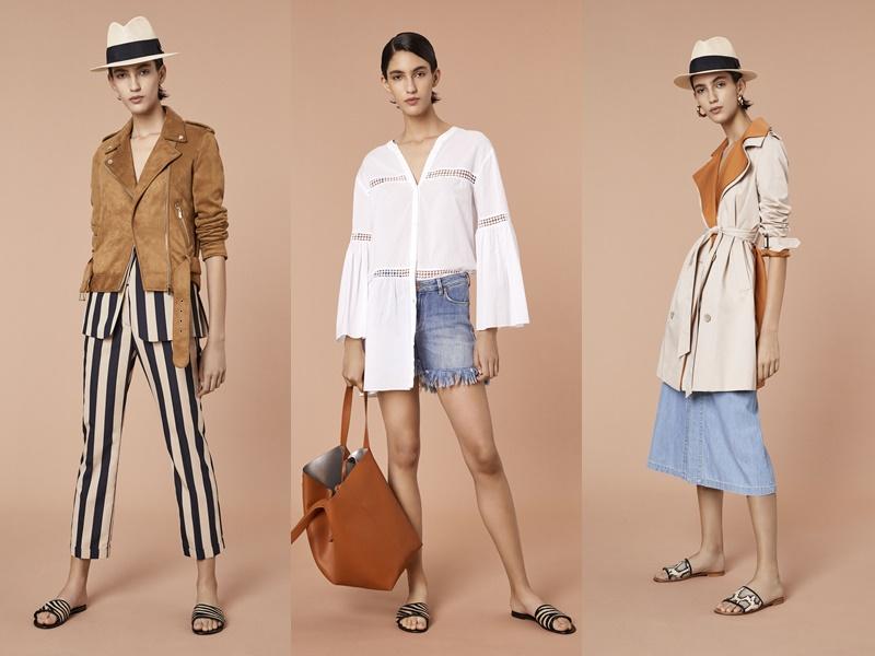 Лукбук женской коллекции Trussardi Jeans весна-лето 2020 - 5