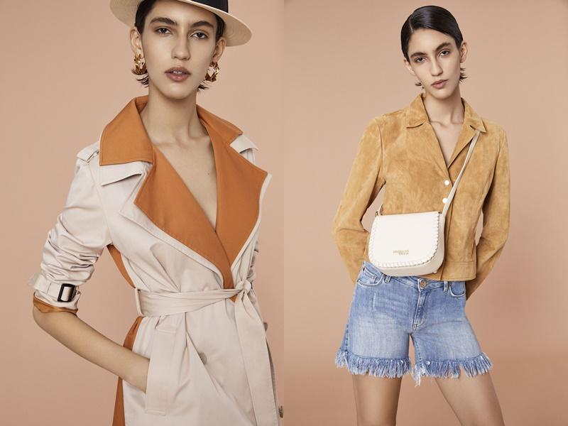 Лукбук женской коллекции Trussardi Jeans весна-лето 2020 - 6