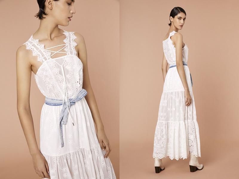 Лукбук женской коллекции Trussardi Jeans весна-лето 2020 - 7