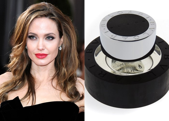 Звёздная парфюмерия: любимые ароматы знаменитостей - Анджелина Джоли