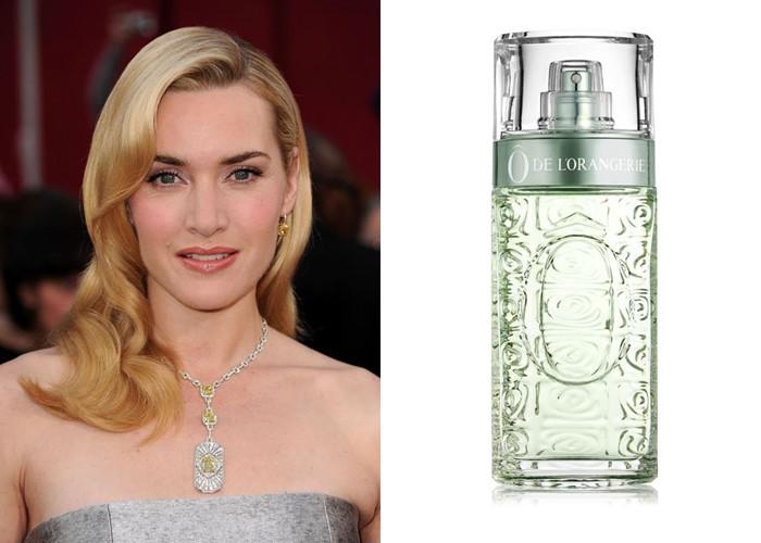 Звёздная парфюмерия: любимые ароматы знаменитостей - Кейт Уинслет