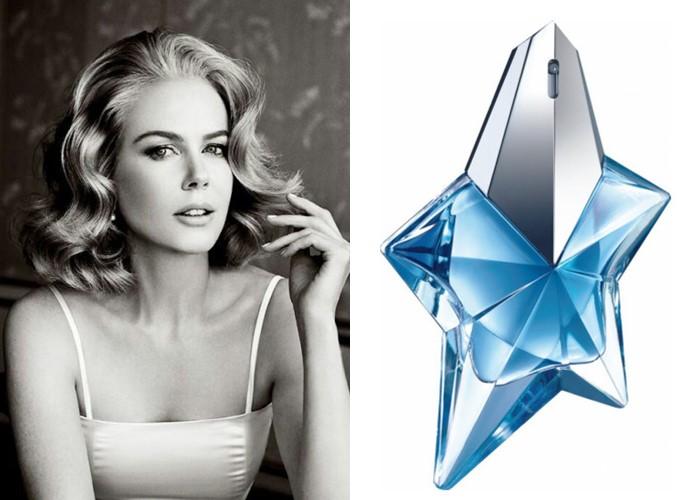 Звёздная парфюмерия: любимые ароматы знаменитостей - Николь Кидман