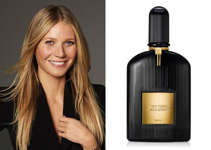 Звёздная парфюмерия: любимые ароматы знаменитостей - Гвинет Пэлтроу