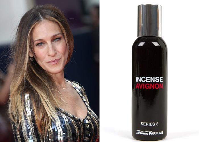 Звёздная парфюмерия: любимые ароматы знаменитостей - Сара Джессика Паркер
