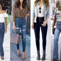 Модный деним: 7 популярных моделей джинсов на все времена