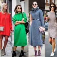 Стильный демисезон: 10 модных и нужных платьев на весну и осень