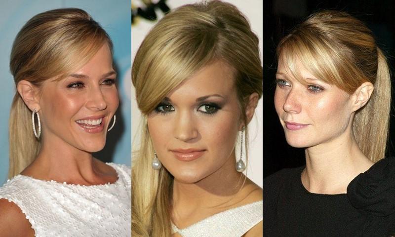Причёски, подчёркивающие глаза -
