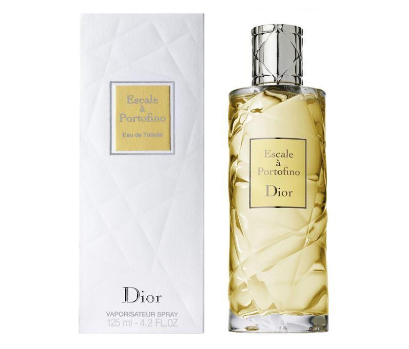 Любимые ароматы Моники Беллуччи - Escale à Portofino (Christian Dior)