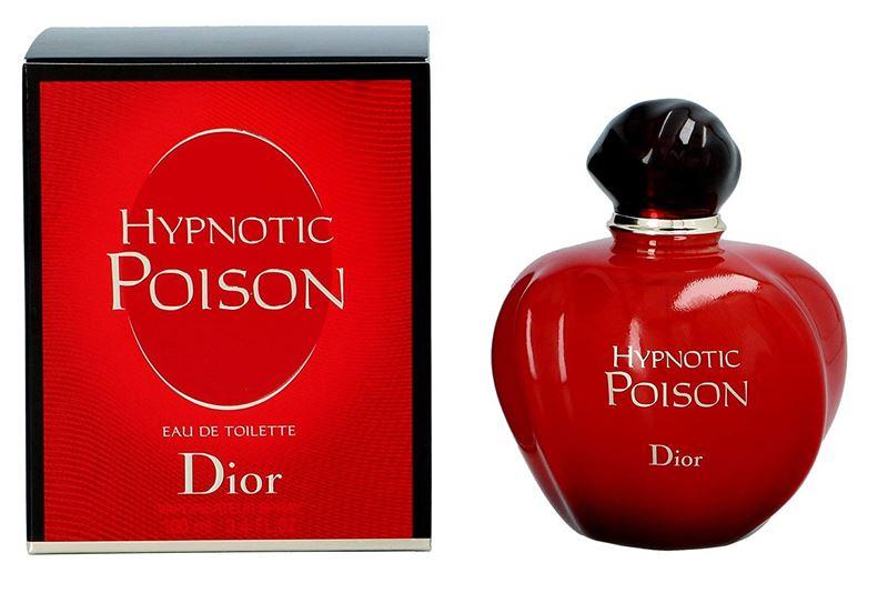 Любимые ароматы Моники Беллуччи - Hypnotic Poison (Christian Dior)