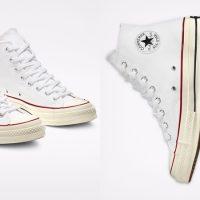 Converse представляет три баскетбольные модели кед NBA Triple White
