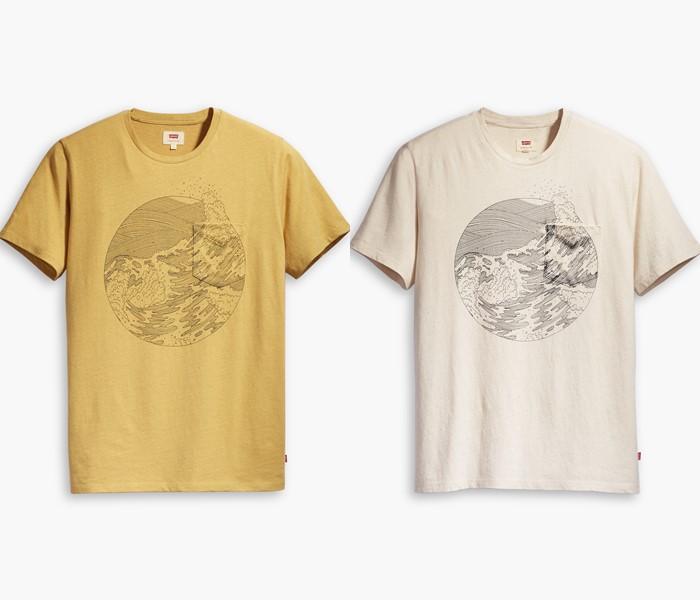 Levi's® Wellthread™ - экологичная коллекция одежды весна-лето 2020 - 6