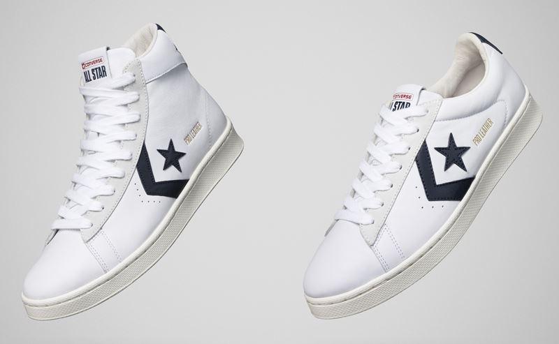 Баскетбольная классика 2020: кеды Converse Pro Leather OG
